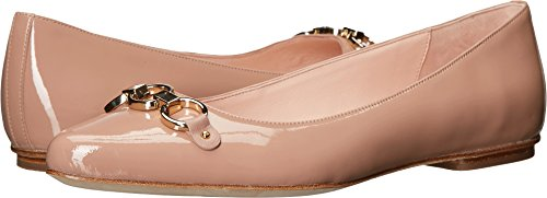 kate spade new york Women's Nadia, Beige, 7 Medium (Kate Spade Patent Leather Shoes)
