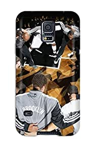 Excellent Design Brooklyn Nets Nba Basketball (11) Case Cover For Galaxy S5
