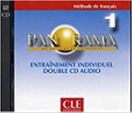 Panorama 1 : Entrainement individuel (double CD audio)