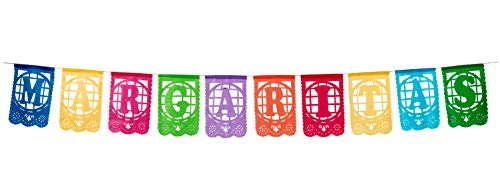 Paper Full of Wishes Small Plastic Banner -