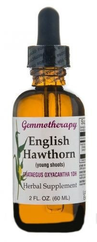 Gemmotherapy английский Боярышник (Crataegus Oxyacantha) 1 DH Boiron