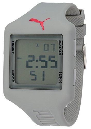 Puma PU910791008 Slide Grey Digital Watch