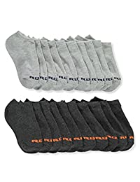 RBX Boys' 10-Pack Ankle Socks