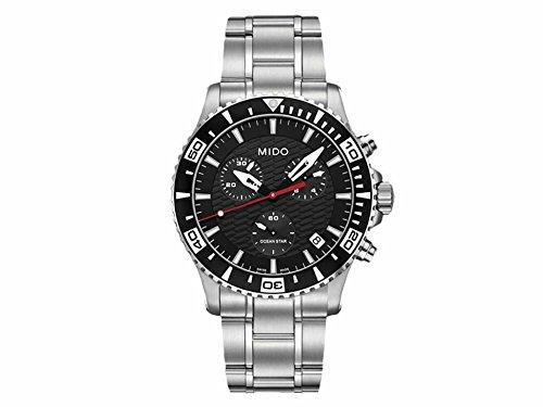 4e3670917df0 MIDO M0114171105102 Reloj de Lujo para Hombre  Amazon.com.mx  Relojes