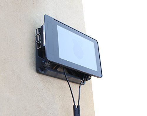 Case For The Official Raspberry Pi 7 Quot Touchscreen Display