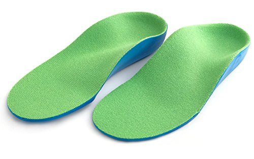 Beautulip Kids Orthotic Insoles - Children Flat Feet and Arch Support Inserts (22cm Big Kids 2-4) by Beautulip (Image #5)