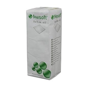 mesoft me156015 mesoft me156015 no estéril toallitas de, 5 cm x 5 cm (Pack