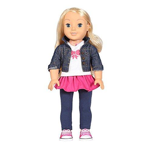 Genesis-Toys-My-Friend-Cayla-Blonde-Doll-18-w-comb-mirror-Smart-Interactive-Fashion-Doll