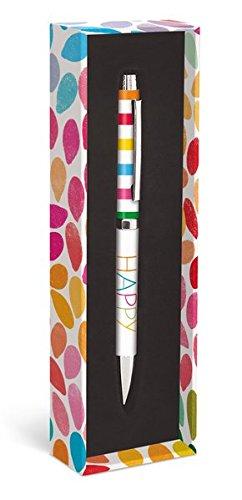 (Graphique Happy Leaves Fashion Pen, 5.5