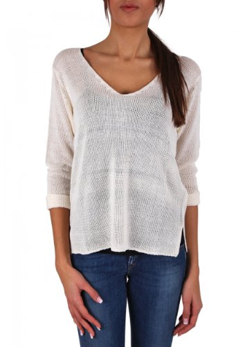 "Sally & Circle – Jersey para mujer ""Price Chelsea Tube Knit créme"