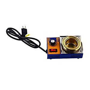 Soldering Brazing Equipment Lead Free Stainless Steel Solder Furnace Melting Soldering Pot