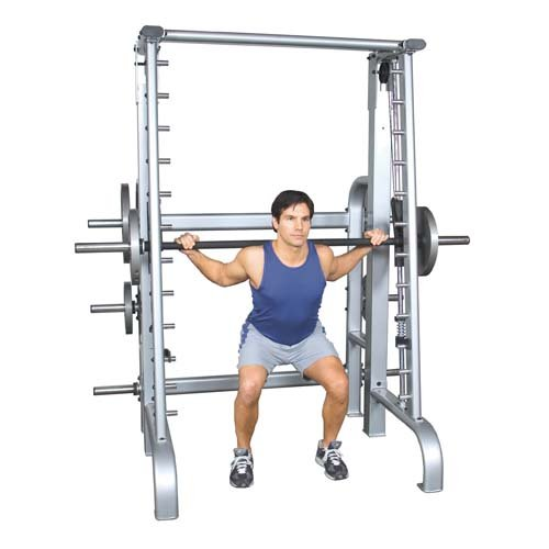 Inflight Fitness Counter Balanced Smith Machine (Smith Machine Commercial compare prices)
