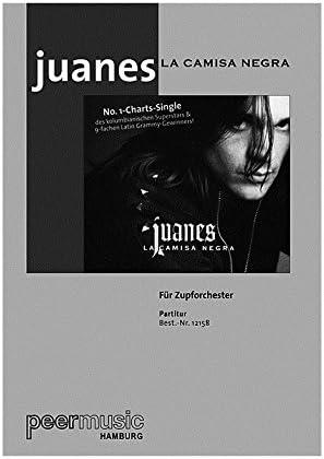 Forum tirón Música: Juanes – La Camisa Negra (Partitura ...