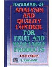 Manual of Analysis of Fruit &