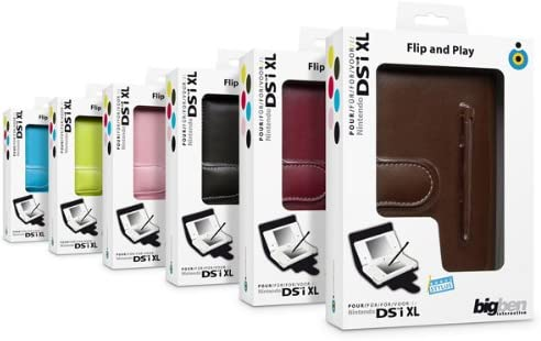 Bigben Interactive Gmbh Nintendo Dsi Xl Flip Play Amazon Co Uk Electronics