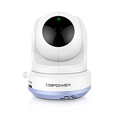 DBPOWER Additional Camera for Video Baby Monitor System CM5341