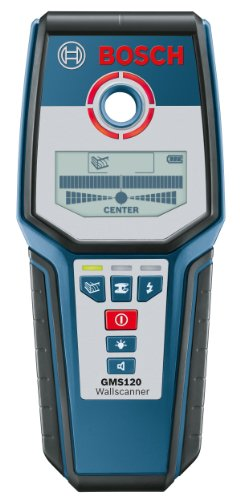(Bosch Digital Multi-Scanner GMS120)