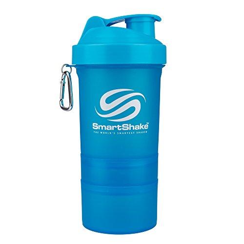 SmartShake Shaker Cup, Blue, 20-Ounce (Mixer Cup 20 Oz)