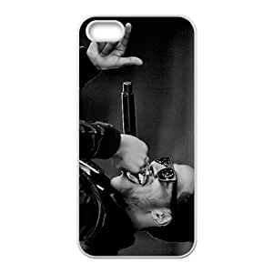 Rock And Roll Cell Phone Case for Iphone 5s