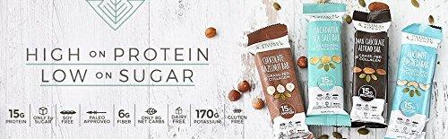 Primal Kitchen Grass-fed Collagen Protein Bars Variety Pack of 16 by Primal Kitchen (Image #7)