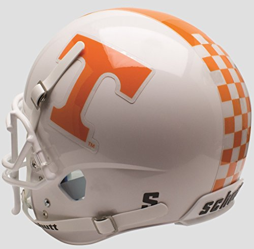 Helmet Replica Mini Tennessee (NCAA Tennessee Volunteers Unisex NCAA Tennessee Volunteers Authentic XP Football Helmetncaa Tennessee Volunteers Authentic XP Football Helmet, Classic, N)