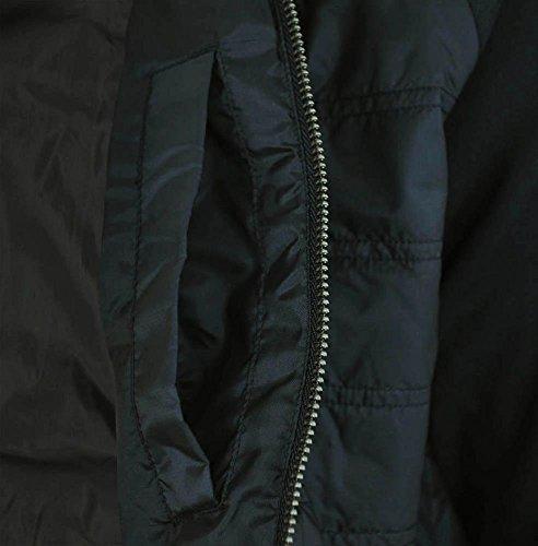 Primaloft Quilted Trefoil Tt Top Chaqueta Originals Sst Track Adidas Hombres Negro 0AqCTwE