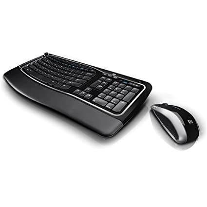 Amazon.com  HP Wireless Comfort Keyboard and Mouse  Electronics 4bf4b4c8a8a22