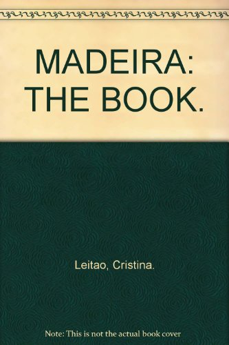 Madeira: the book