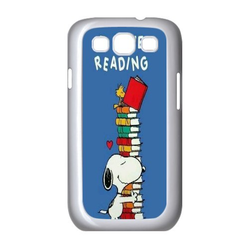 LIUMINGGUANG Phone case Style-12 -Love Cartoon,Love snoopy Design Protective Case For Samsung Galaxy S3 (Samsung Galaxy S3 Cases Snoopy)