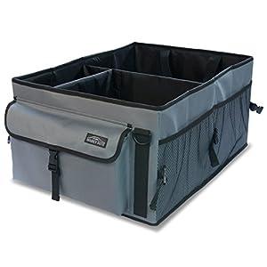 Mainly Auto Trunk Organizer Heavy Duty Cargo Storage Box For Car Truck SUV