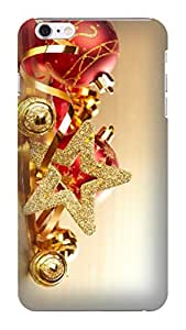 High Quality New Style Popular Christmas fashionable TPU Protective phone Case Protection For iphone 6