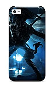 Iphone High Quality Tpu Case/ Aliens Colonial Marines 2013 Game OXqyqoo5789PeqNy Case Cover For Iphone 5c