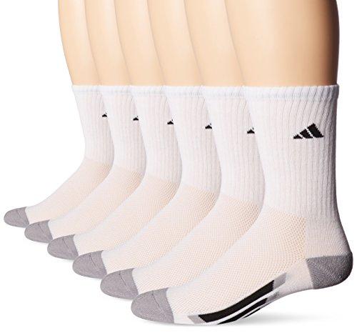 adidas-youth-vertical-stripe-crew-socks-6-pack-white-black-light-onyx-large