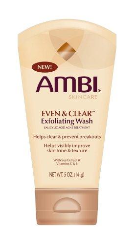 Ambi Exfoliating Face Wash - 4