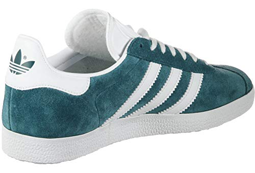 Shoes Adidas Turquoise 45 White White Gazelle Size 3 1 pnx7nS4B