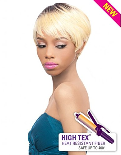 Outre Quick Weave Synthetic Eco Wig - Kelsey-DR2730]()