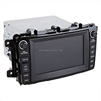 Remanufactured OEM Navigation Unit For Mazda CX-9 2010 2011 2012 - BuyAutoParts 18-60535 Remanufactured