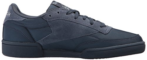 Club Sneaker Meteor Indigo Reebok Smoky C Soft Women Grey 85 pnfa5w