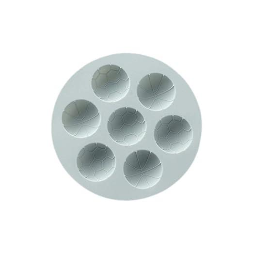 Niaoqing3907 - Molde de Silicona para Hornear Tartas, diseño de ...
