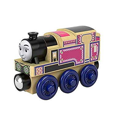 Fisher-Price Thomas & Friends Wood, Ashima: Toys & Games