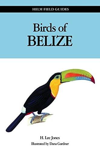 Birds of Belize (Helm Field Guides) PDF