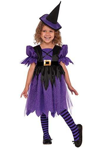 Witch Fairytale Costumes (Rubies Costume Sweet Witch Child Costume, Small,)
