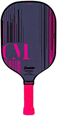 Franklin Sports Pro Pickleball Paddle - Pro Tournament Pickleball 16mm Paddle with Extra Grip MaxGrit Technolo