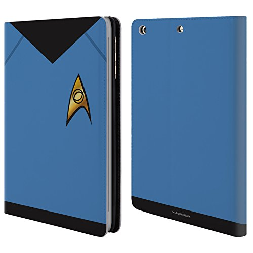 Official Star Trek Sciences Uniforms And Badges TOS Leath...
