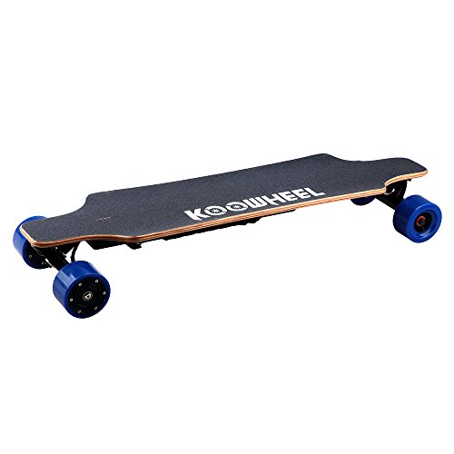 Koowheel Electric Skateboard Dual Brushless Hub Motor 4300mAh Battery With Remote Control