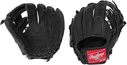 "Rawlings Heart of The Hide Dual Core Series Baseball Gloves, 11.25"""