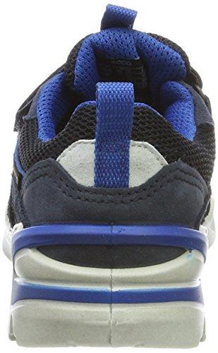 ECCO Biom Vojage, Zapatillas Para Niños Azul (Marine/marine)
