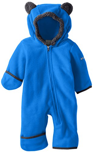 Columbia Baby Tiny Bear II Bunting, Super Blue, 12-18 Months