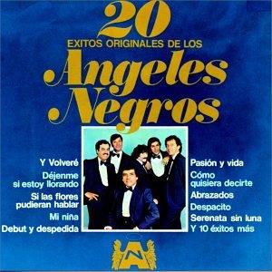 20 Exitos Originales: Los Angeles Negros