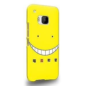 Case88 Premium Designs Assassination Classroom Koro-sensei 1683 Protective Snap-on Hard Back Case Cover for HTC One M9 by icecream design